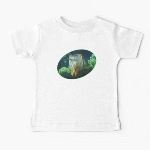 Sepia | Farbenspiel zwischen Korallen |  Baby T-Shirt