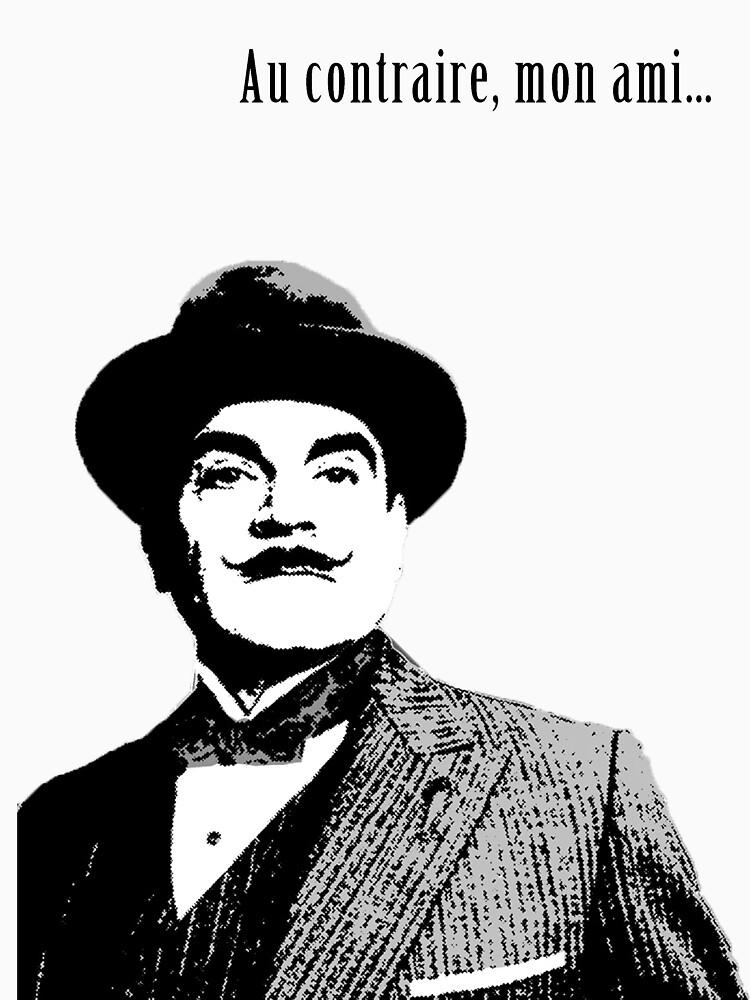 Hercule Poirot | Unisex T-Shirt