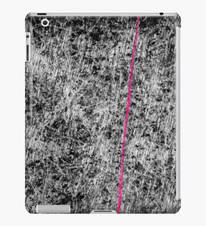 Thin pink iPad Case/Skin