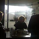 Un cafe noir by Anna Goodchild