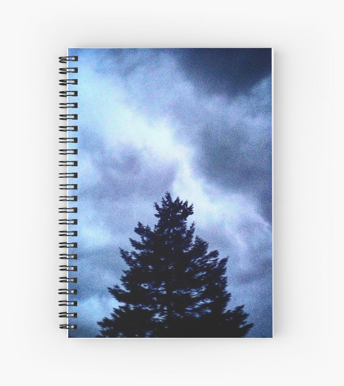 Dramatic Clouds by Elijah Robert