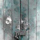 Locked Door by shiro