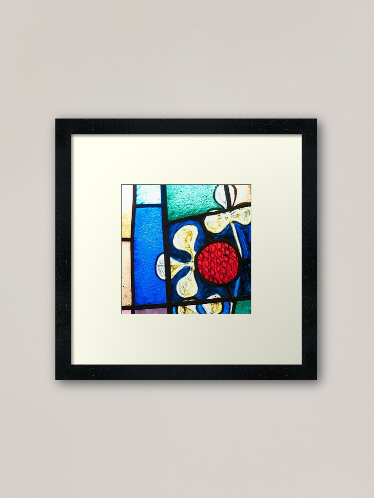 Alternate view of Coventry Cathedral 6 Framed Art Print