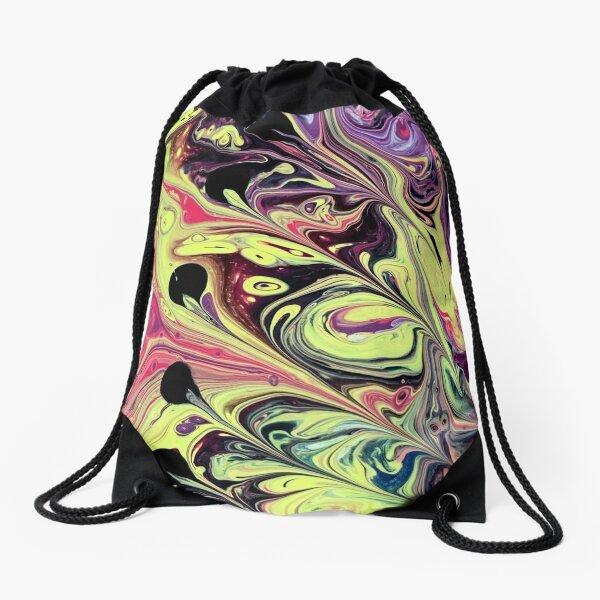 Colour Mind Drawstring Bag