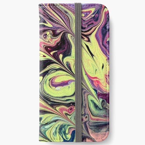 Colour Mind iPhone Wallet