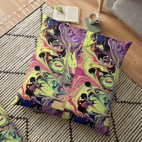 Colour Mind Floor Pillow