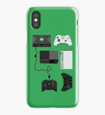 Pixel History - Xbox iPhone Case