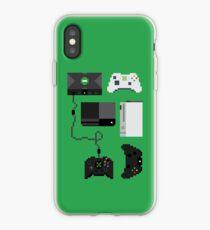 Pixel History - Xbox iPhone Case
