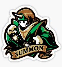 Cast A Summon Sticker