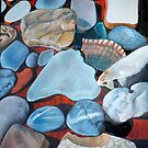 Sea Glass by Lori Elaine Campbell