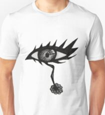 Doodle Spike Eye Unisex T-Shirt