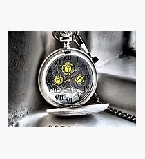 Memory of a Time Lord Photographic Print