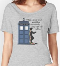 Hitch-hiking Doctor Women's Relaxed Fit T-Shirt