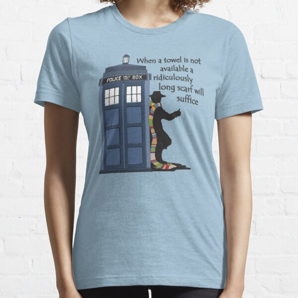 Hitch-hiking Doctor Essential T-Shirt