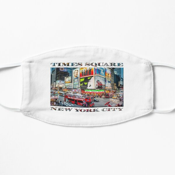 Times Square II widescreen Mask