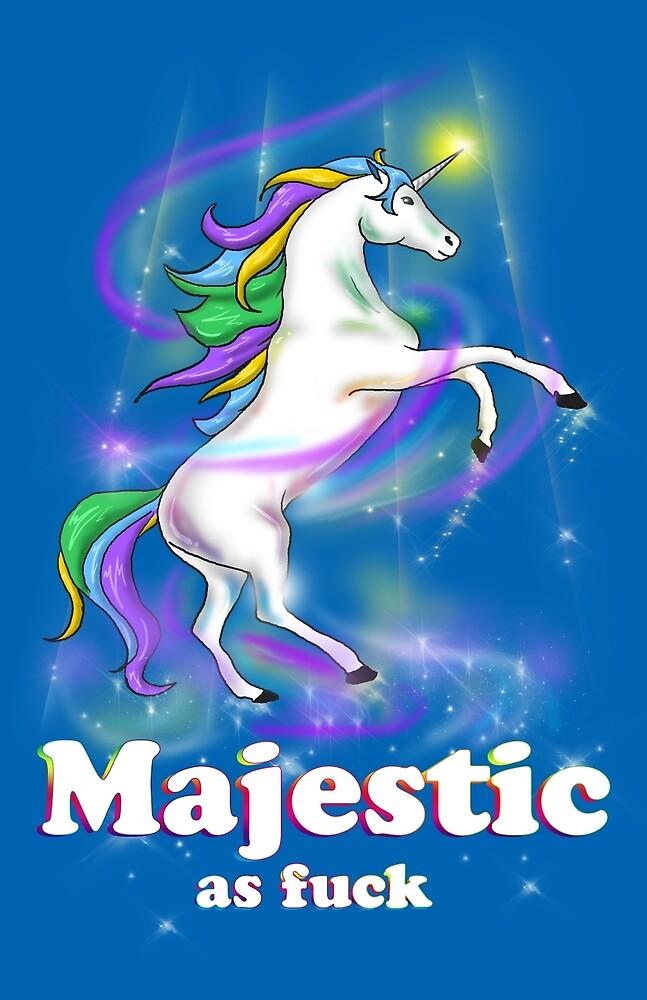 Majestic AF by Hushy