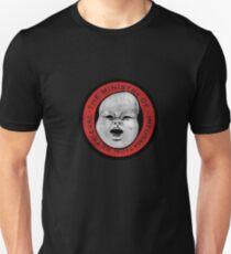 Ministerium für Informationsbeschaffung (ausgewaschen) Slim Fit T-Shirt