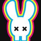 Rabbit Skull White Version by jugend-blitz