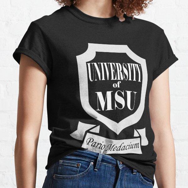 University of Making Shit Up Classic T-Shirt