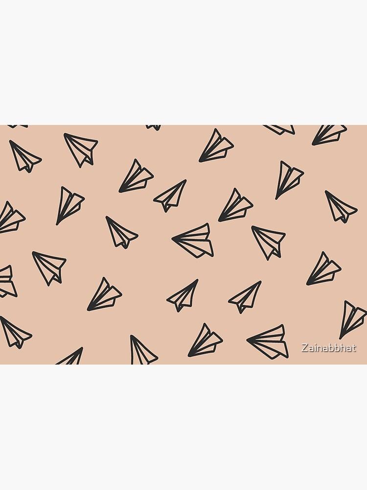 Paper airplanes by Zainabbhat