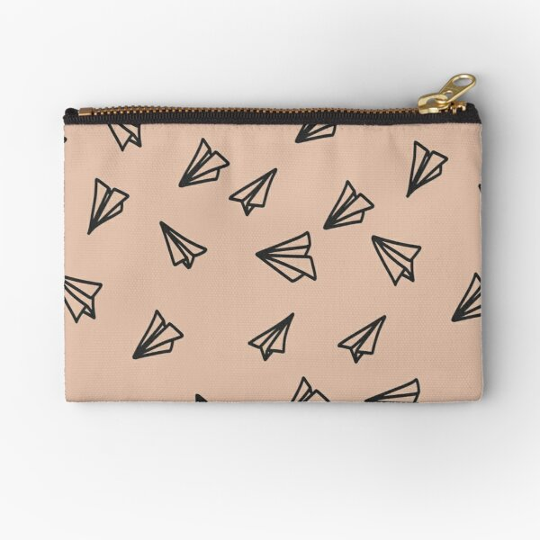 Paper airplanes Zipper Pouch