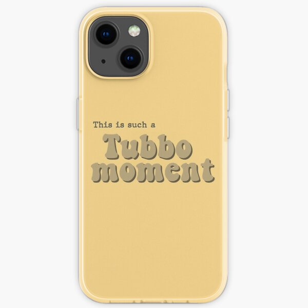 This is such a tubbo moment  iPhone Soft Case