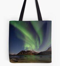 Moonlight Aurora 1 Tote Bag