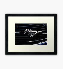 1966 Ford Mustang Framed Print