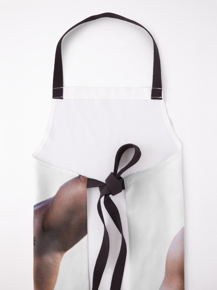 Alternate view of CAN YAMAN  Apron
