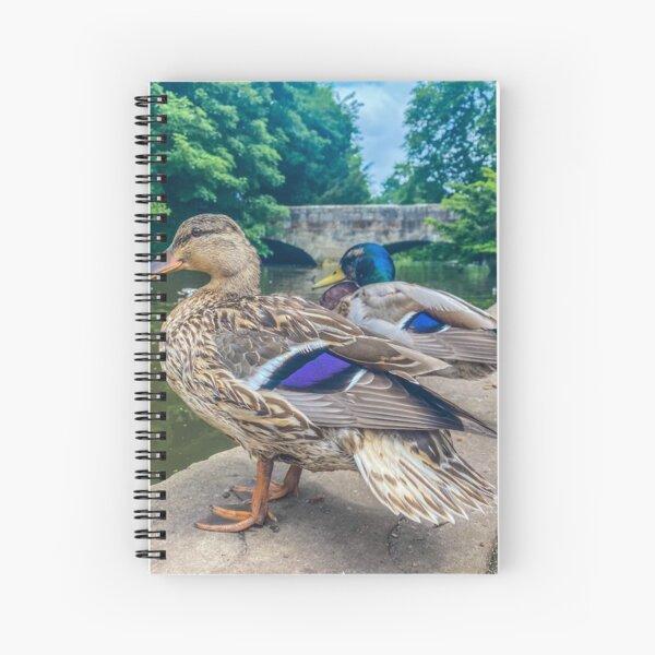 Two Best Friends Spiral Notebook