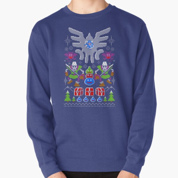 Dragon Quest Ugly Sweater Pullover Sweatshirt