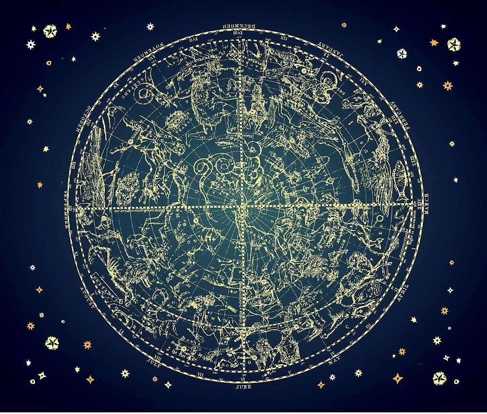 Zodiac by paperboundlove