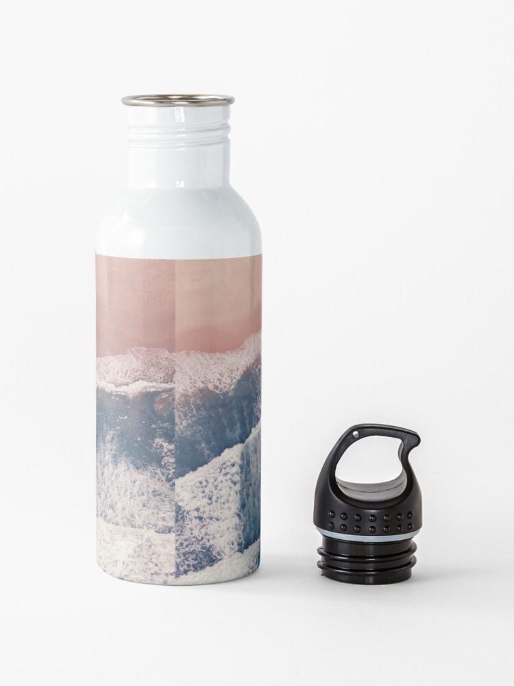 Alternate view of Pink Sand Beach Water Bottle