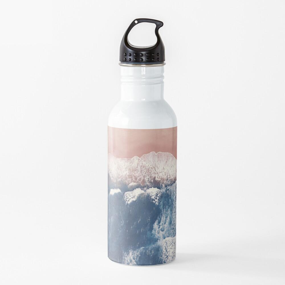 Pink Sand Beach Water Bottle