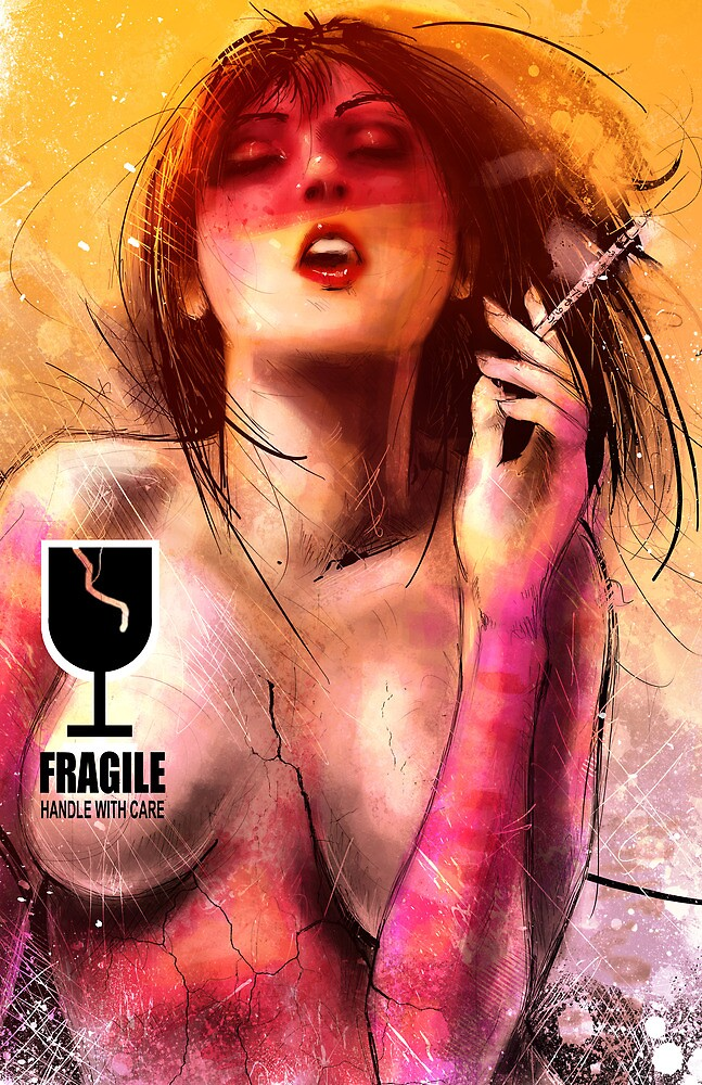 Fragile by Vincent Vernacatola