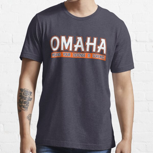 """VICTRS """"OMAHA"""" Essential T-Shirt"""