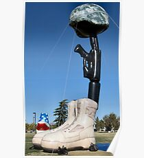 Battlecross Memorial Poster