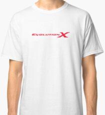 Mitsubishi Lancer Evolution Classic T-Shirt