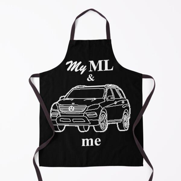My Mercedes Benz ML & Me Apron