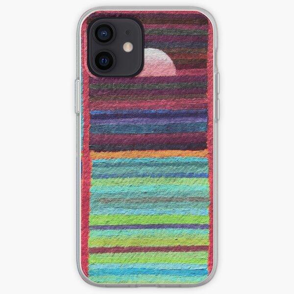 Buck Moon Rising iPhone Soft Case