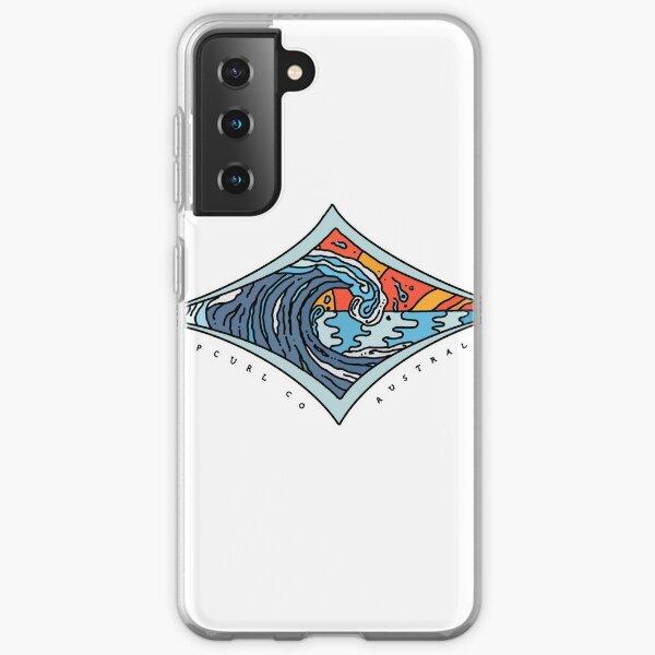 Rip Curl Australia  Samsung Galaxy Soft Case