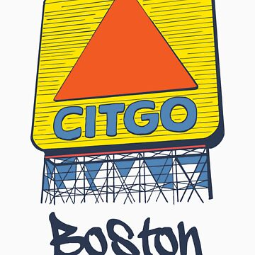 CITGO Boston 2014 by R-Y-A-N