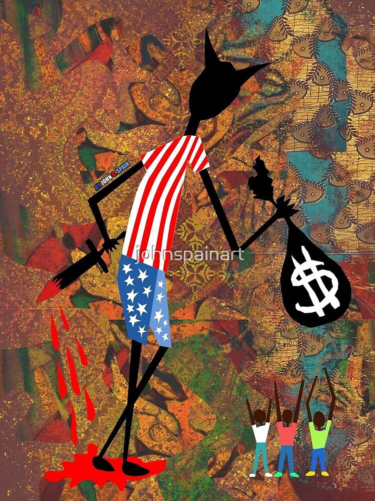«Dinero sobre todo (MOE) (IMM Vol.3)» de johnspainart