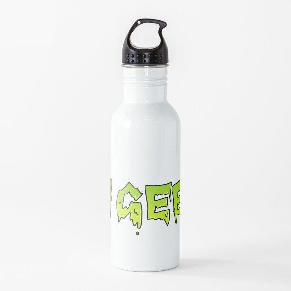 Oh Geez! grime art Water Bottle