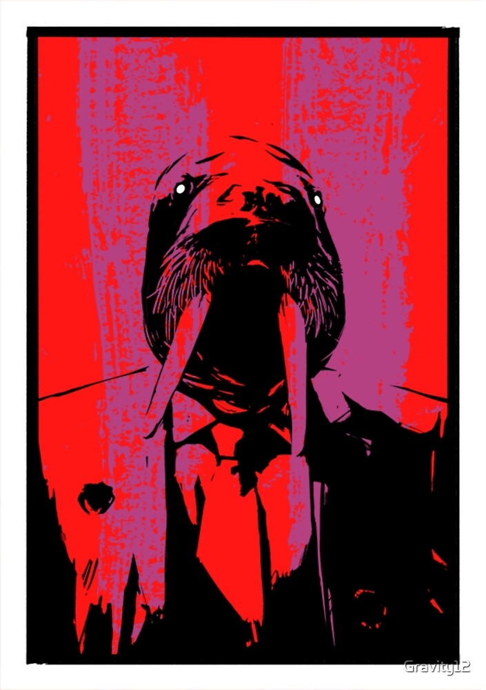 Agent Walrus by Gravity12