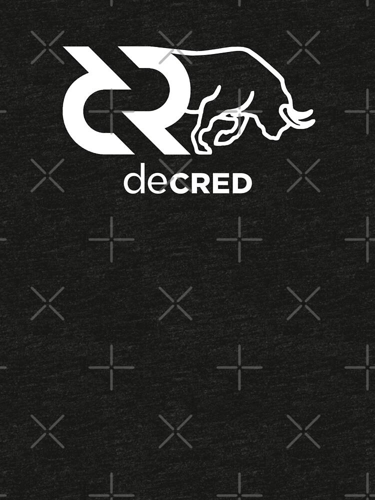Decred Bull v1 by OfficialCryptos