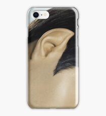 Vulcan Hearing iPhone Case/Skin