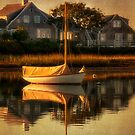 Early Morning on the Cape by TeresaB