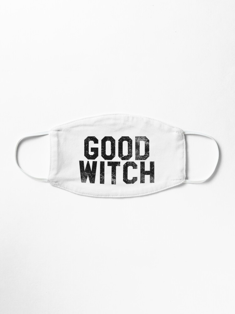 Alternate view of Good Witch | Halloween Mask