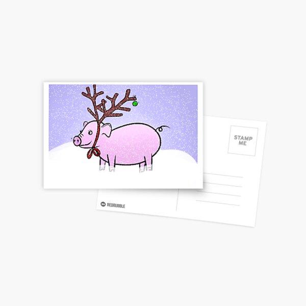 Pigmas Postcard